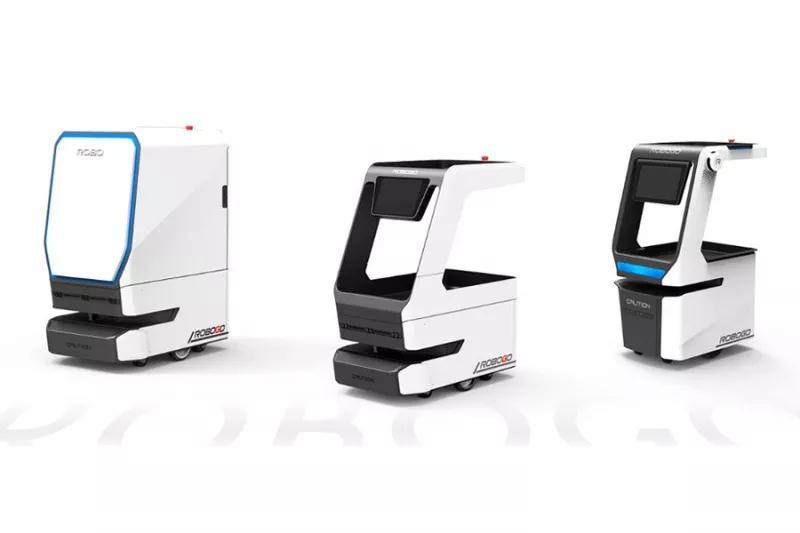 医用无人车全球首家,ROBOGO搭载3D VSLAM技术