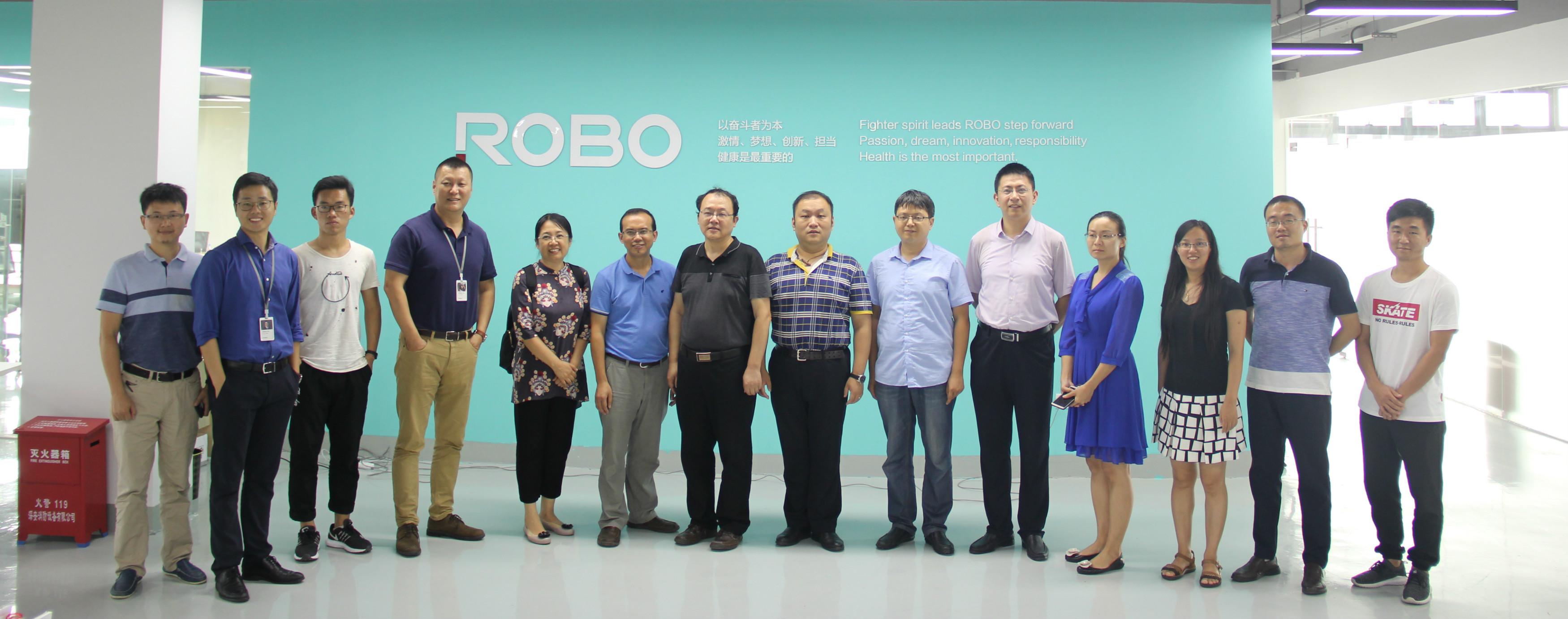 产学研医典范!康复机器人领域权威专家齐聚ROBO医疗
