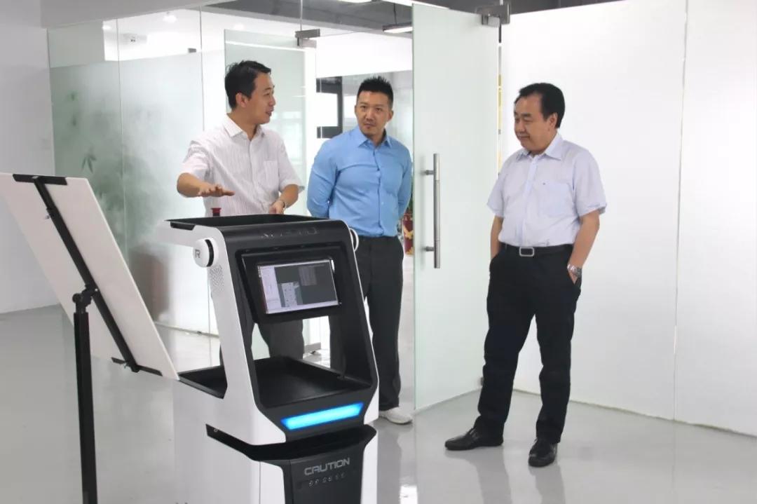 中国工程院院士樊代明莅临ROBO医疗